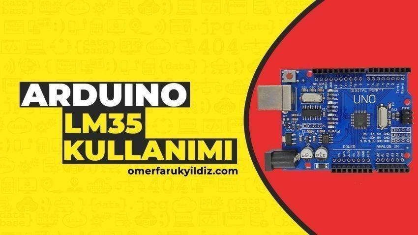 Arduino Lm35 Kullanımı
