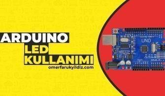 Arduino Led Kullanımı