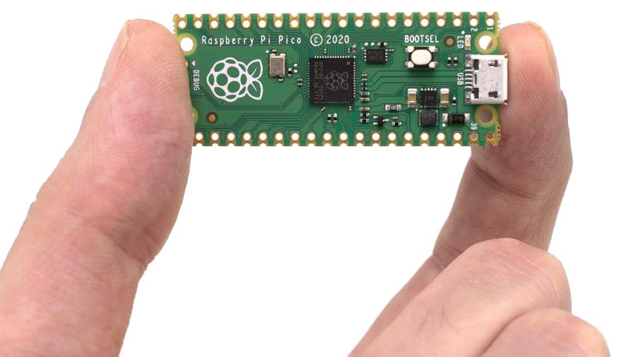 Raspberry Pi Pico Boyutu