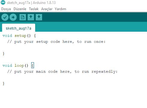 Raspberry Pico Arduino IDEile İlk Kodlarım