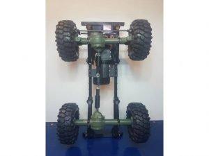 Willys RC 4X4 Araba