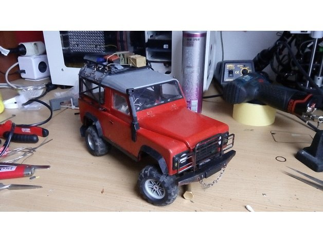 Land Rover Defender Araba